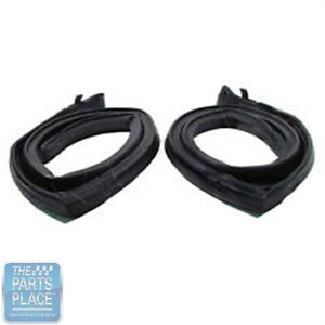 1973 76 Dart Duster Roofrail Weatherstrip Seals Pair Rr4005a