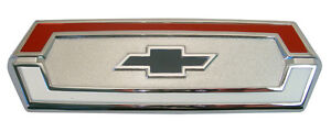 New Trim Parts Tailgate Emblem For 1968 Chevy El Camino 4845