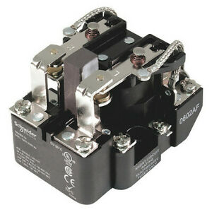 Open Power Relay 8 Pin 240vac dpdt Schneider Electric 199ax 15