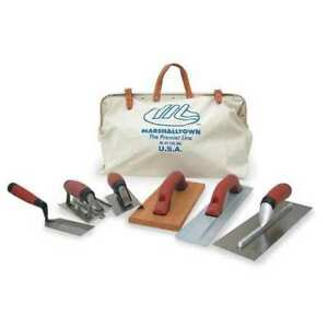 Concrete Tool Kit 7 Pc Marshalltown Ctk2