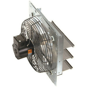 Dayton 1hla1 Exhaust Fan 10 In 115v 1 25hp 1550rpm