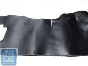 1965 67 Chevrolet Impala Firewall Pad Without A C