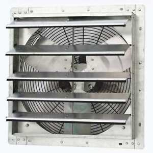 Dayton 1hla4 Exhaust Fan 18 In 115v 1 15hp 1075rpm