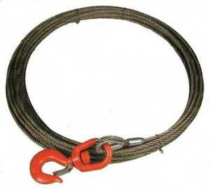 Lift all 38wisx75 Winch Cable 3 8 In X 75 Ft