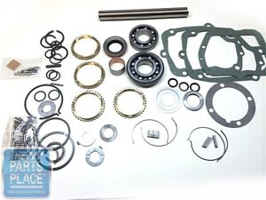64 65 Gm Cars Muncie 4 Speed Rebuild Service Tran Kit M20 M21 M22 137 Piece