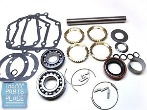 70 74 Gm Cars Muncie 4 Speed Rebuild Service Trans Kit M20 M21 M22 169 Piece