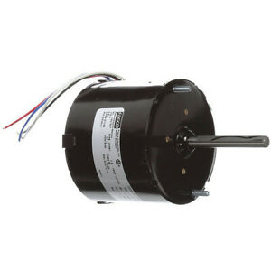 Hvac Motor 1 50 Hp 1550 Rpm 115v 3 3 Fasco D1139