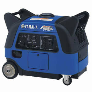 Yamaha Ef3000iseb 2800 Watt Electric Start Inverter Generator W Boost Tech