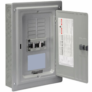 Reliance Controls 60 amp Utility 30 amp gfi Gen Outdoor Transfer Panel