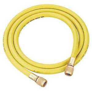 Yellow Jacket 14560 Charging vacuum Hose 60 In yellow