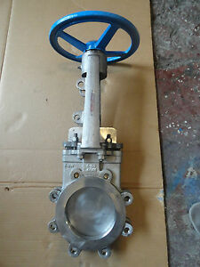 Fnw 6 Stainless Knife Gate Valve
