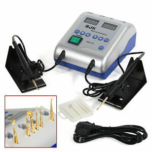 New Dental Lab Electric Wax Waxer Carving Pen Pencil Carver With 6 Tips