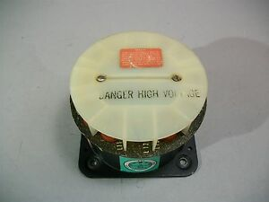 High Voltage Relay Bhr 138arl Used