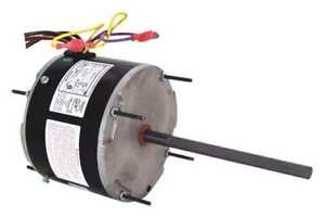 Condenser Fan Motor 1 6to1 3hp 1075 Rpm