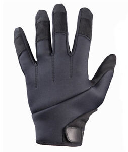 New turtleskin alpha police gloves cut hypodermic needle protection medium N