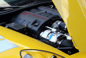 Chevy Corvette C6 Ls2 Procharger I 1 Programmable Supercharger Stage Ii System
