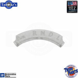 61 62 Chevy Impala Column Trans Indicator Powerglide Trim Parts Usa
