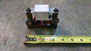 Crown Raymond Pallet Lift Electric Forklift 275a 275 A Amp Fuse Holder Clark