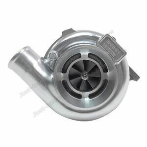 Cxracing Gt35 Ceramic Ball Bearing Turbo Charger Stage 3 T3 4 Bolt 70 63 A R