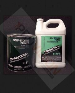 Transtar Self Etching Primer gallon Tra 6111