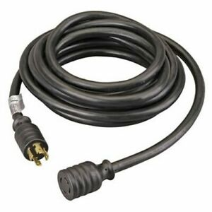Reliance Controls Pc3020m 30 amp 4 prong 20 foot Generator Power Cord