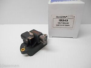 Transpo Ib343 Voltage Regulator Bo
