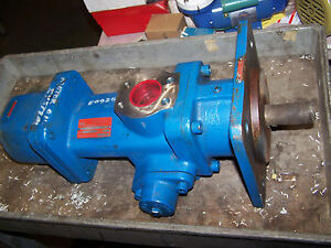 New Imo 3 Suction 2 Discharge Hydraulic Pump Aa3g nvppcc200sc