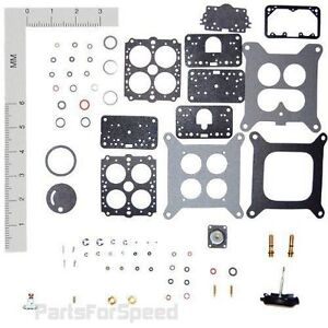 Holley Marine 4160 Carb Rebuild Kit E0jl 9510 ca 982539 Rn0120 Ford 302 5 0 351