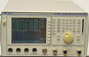 superb Aeroflex Ifr 6204b Microwave Test Set 10mhz 46ghz W option