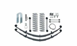 Rubicon Express Super Ride Suspension Lift Kit Re6025