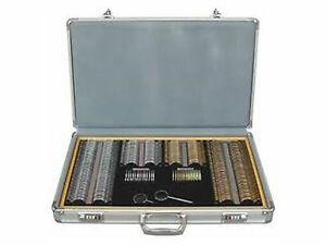 Trial Lens Set Full Aperture Complement Of 266 Lens With Case Free Shipping