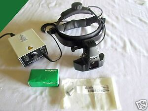 Welch Allyn 6v Binocular Indirect Ophthalmoscope Diffuser 12500 d Free Ship