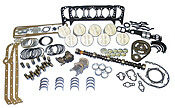 Master Engine Kit 327 Chevy Sbc Large Journal Overhaul