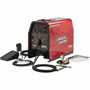 Free Shipping lincoln Precision Tig 225 Welder k2535 1