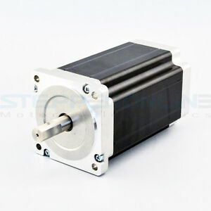 1841oz in 13nm High Torque Nema 34 Stepper Motor Cnc Router Plasma Mill Lathe