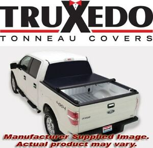 Truxedo 297701 Truxport Tonneau Cover 2015 2018 Ford F 150 5 5 Bed