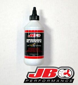 Jb Performance Twin Screw Supercharger Oil 8oz Kenne Bell Whipple Saleen Sms