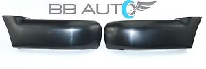 1994 1997 Chevy S10 Blazer Bravada Jimmy Sonoma Front Bumper Ends Caps Set New