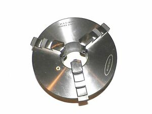 8 8 Inch 3 Jaw Self Centering Lathe Chuck High Quality Precision