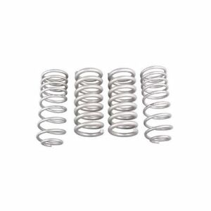 Summit Racing 720109 Lowering Springs Front Silver Powdercoated Gm F Body Kit