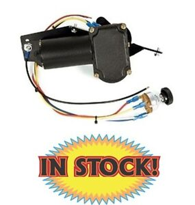 New Port Ne5500fmr 1955 Ford Wiper Motor Using Stock Radio