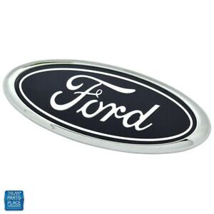 Ford Misc Ford Hood Or Rear Bumper Emblem 4 1 2 Part F5rz 8a223 A