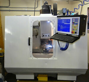 Bridgeport Torq Cut 22 Cnc Vertical Machining Center Cnc Milling Centroid Cnc