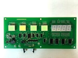 Victor Thermal Dynamics Ultra cut Auto cut Pak Plasma Cutter Display Pcb 9 9252