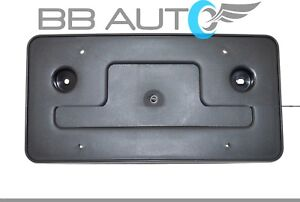 New Front License Plate Bracket Holder For 2010 2012 Ford Mustang Fo1068128