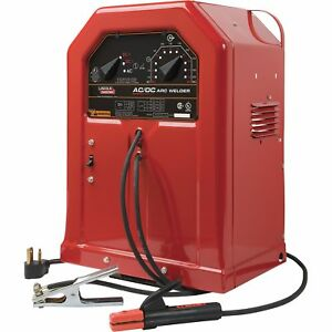Lincoln Electric Ac dc 225 125 Arc Welder 40 225 Amp k1297