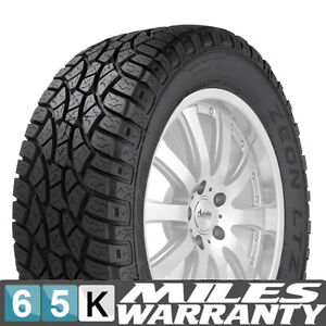 New 275 60r20 Xl Cooper Zeon Ltz 119s Ultra All Season Tire 275 60 20 Set Of 2
