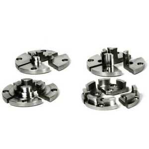 Nova Lathes 6027 4 Piece Mini Jaw Set New