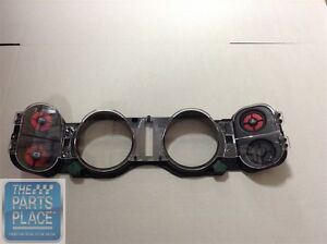 1970 78 Chevrolet Camaro Dash Lens Assembly Without Factory Gauges