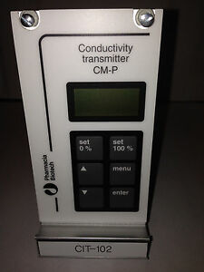 Amersham Biosciences Conductivity Transmitter Cm p